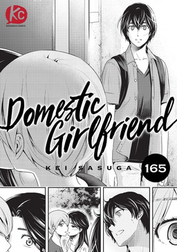 Domestic Girlfriend Chapter 165 Domestic Na Kanojo Manga Book
