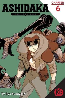ASHIDAKA -The Iron Hero- Chapter 6
