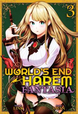 World's End Harem: Fantasia Vol. 3