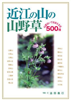 近江の山の山野草 山道沿いで出会える花500種-電子書籍