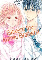 Beware the Kamiki Brothers! Volume 2