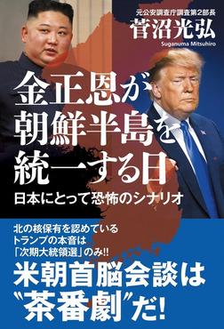 金正恩が朝鮮半島を統一する日 日本にとって恐怖のシナリオ-電子書籍