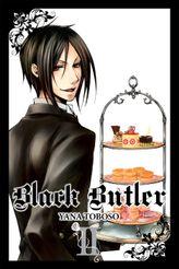 Black Butler, Vol. 2