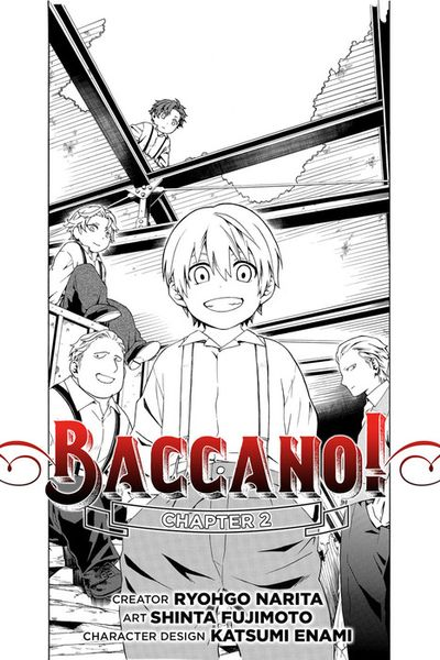 Baccano!, Chapter 2