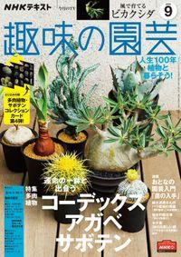 NHK 趣味の園芸 2020年9月号