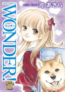 WONDER! : 13-電子書籍