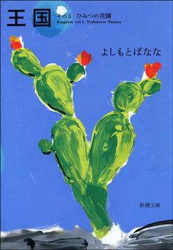 王国―その3 ひみつの花園―-電子書籍