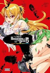 Highschool of the Dead (Color Edition), Vol. 5