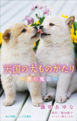小学館ジュニア文庫 天国の犬ものがたり~僕の魔法~-電子書籍