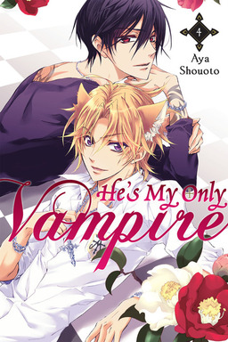 He's My Only Vampire, Vol. 4