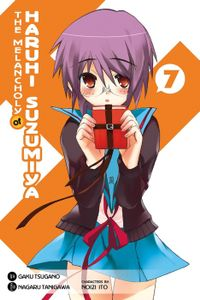 The Melancholy of Haruhi Suzumiya, Vol. 7 (Manga)