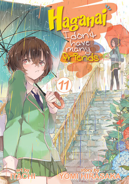 Haganai: I Don't Have Many Friends Vol. 11