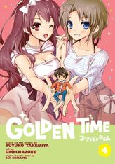 Golden Time Vol. 4