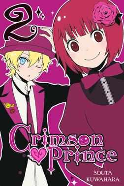 Crimson Prince, Vol. 2-電子書籍