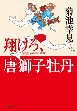 翔けろ、唐獅子牡丹-電子書籍