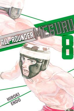 All-Rounder Meguru Volume 8
