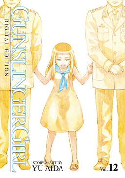 Gunslinger Girl Vol. 12