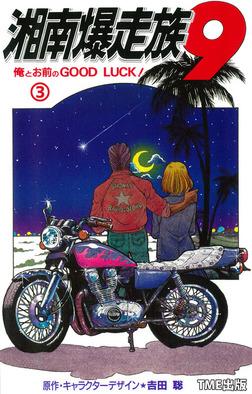 【フルカラーフィルムコミック】湘南爆走族 9 俺とお前のGOOD LUCK!(3)-電子書籍