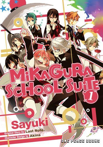 Mikagura School Suite Vol. 1