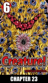 Creature!, Chapter 23