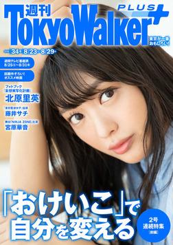 週刊 東京ウォーカー+ 2018年No.34 (8月22日発行)-電子書籍