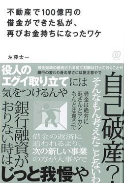 不動産で100億円の借金ができた私が、再びお金持ちになったワケ-電子書籍