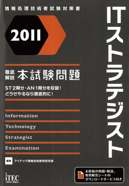 2011 徹底解説ITストラテジスト本試験問題-電子書籍
