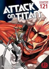 Attack on Titan Chapter 121