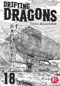 Drifting Dragons Chapter 18