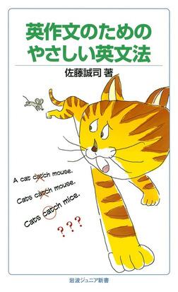 英作文のためのやさしい英文法-電子書籍