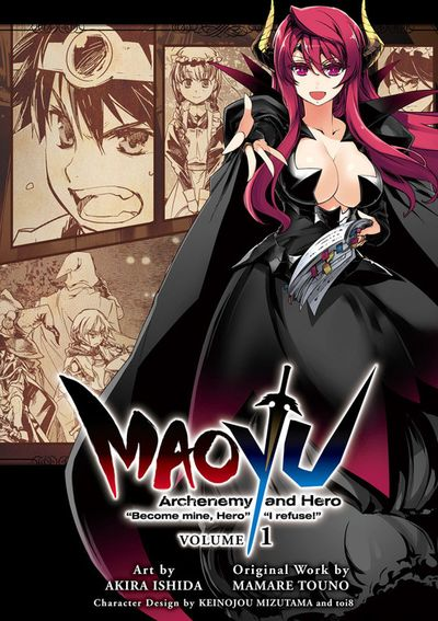 MAOYU : Archenemy and Hero