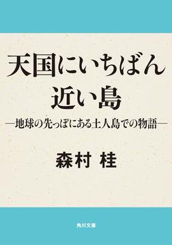 天国にいちばん近い島-地球の先っぽにある土人島での物語--電子書籍