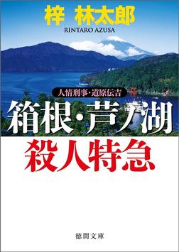 人情刑事・道原伝吉 箱根・芦ノ湖殺人特急-電子書籍
