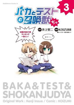 バカとテストと召喚獣ぢゃ(3)-電子書籍