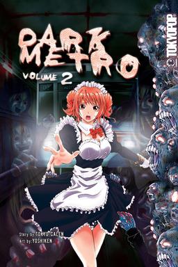 Dark Metro Volume 2