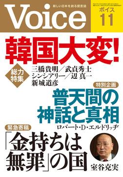 Voice 平成27年11月号-電子書籍