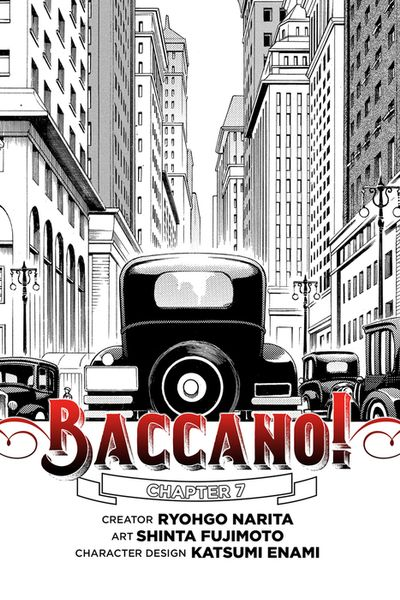 Baccano!, Chapter 7