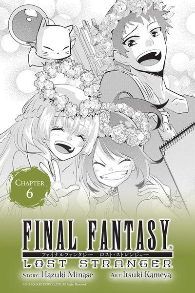 Final Fantasy Lost Stranger, Chapter 6