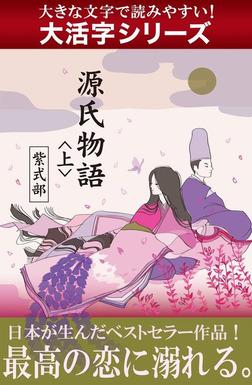 【大活字シリーズ】源氏物語 <上>-電子書籍