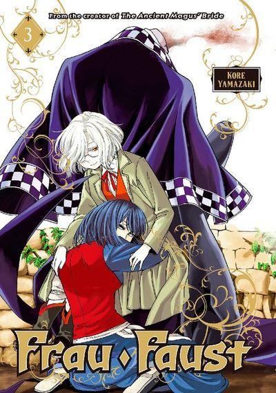 Frau Faust Volume 3