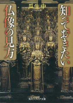 知っておきたい仏像の見方-電子書籍