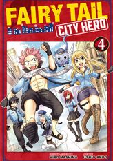 Fairy Tail: City Hero 4