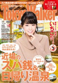 TokyoWalker東京ウォーカー 2016 2月号