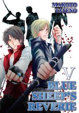 BLUE SHEEP'S REVERIE (Yaoi Manga), Volume 5