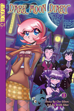 Dark Moon Diary Volume 1