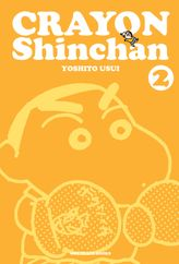 Crayon Shinchan Volume 2