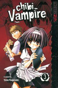 Chibi Vampire, Vol. 3