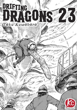 Drifting Dragons Chapter 23