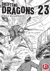 Drifting Dragons Chapter 23