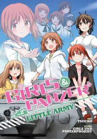 Girls und Panzer: Little Army Vol. 2
